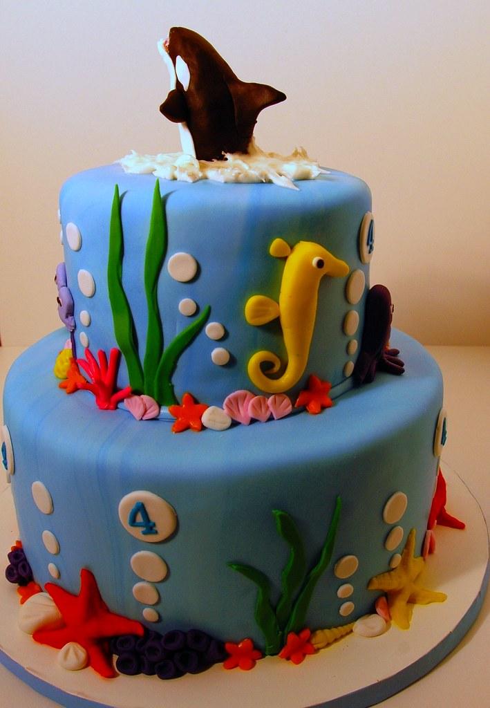 Chocolate Maringe Cake