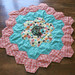 hexagon table topper
