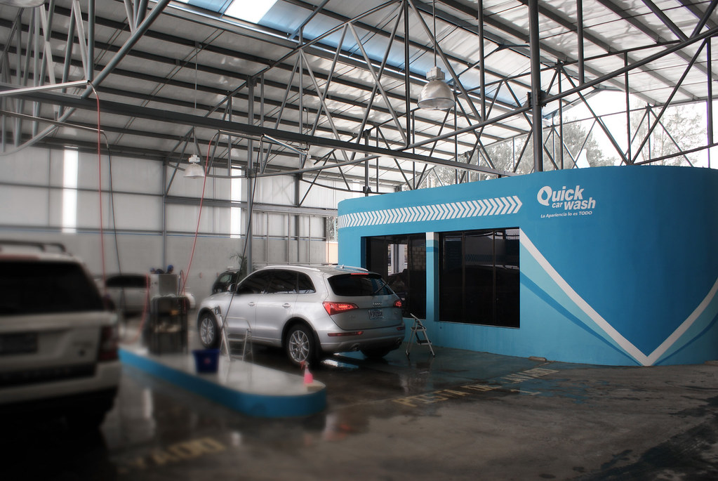 Interior Quick Car Wash 3 Duare Pinto Flickr