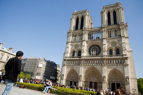 notre dame | by andrew_bisset