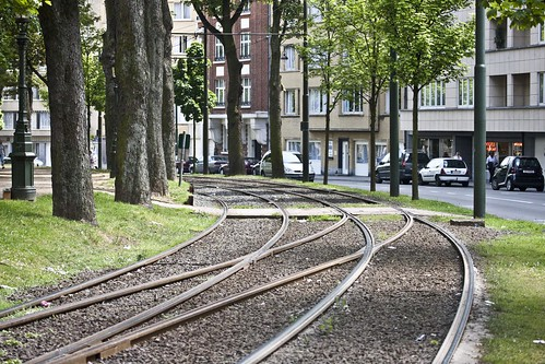 Brussels - Tram system | by infomatique