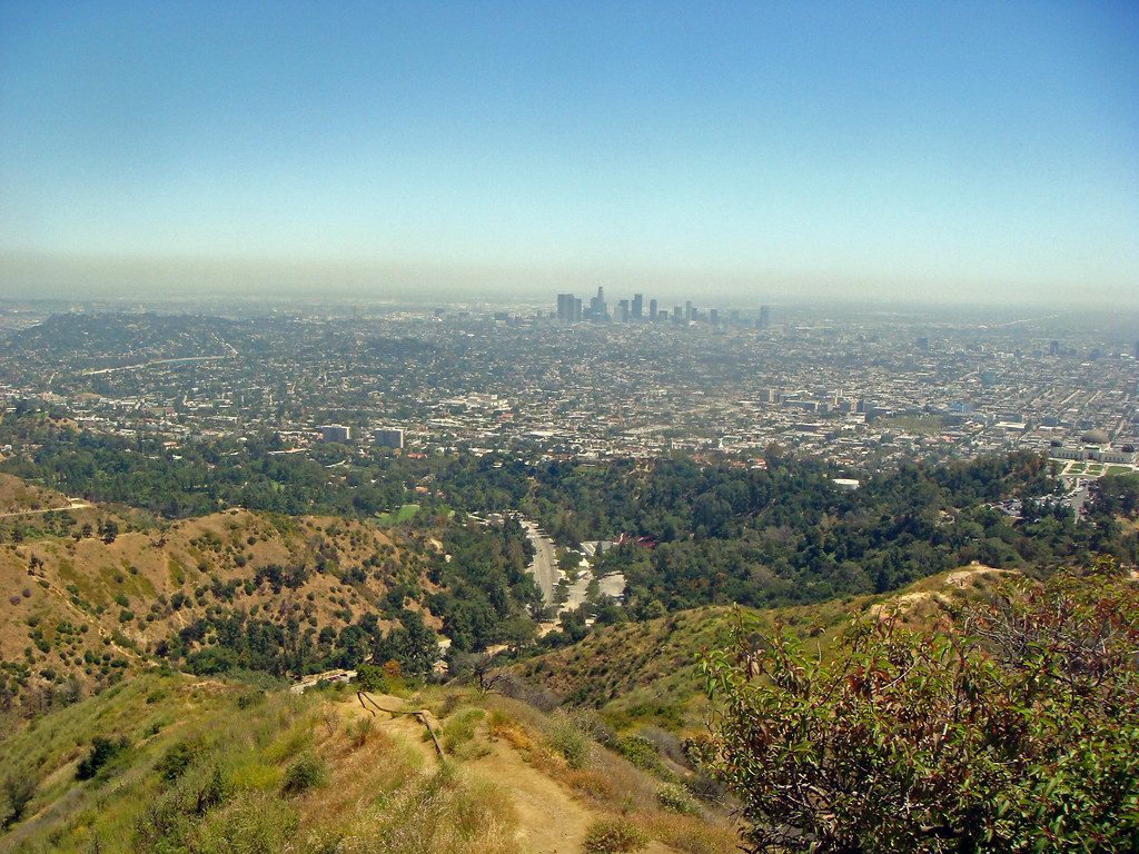 Griffith Park Natural Waters Map Historical