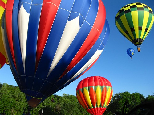 Hot air balloons | by Advantage Lendl