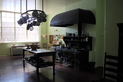 Woodrow Wilson House Kitchen | by Mr.TinDC