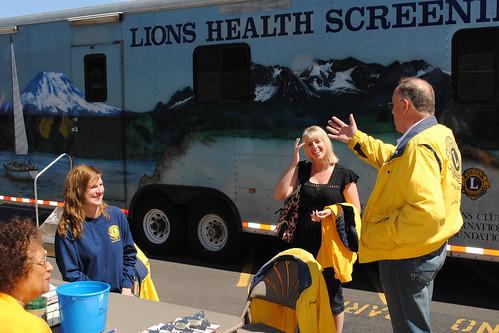 Lions Health Screening Unit | www.nlfoundation.org/lhsu ...