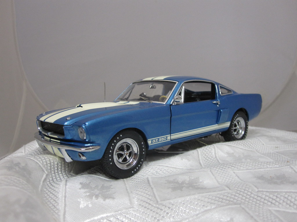 1966 Shelby Mustang GT350 K Fastback 42