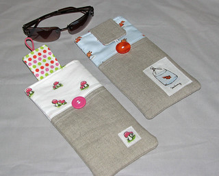 Sunglasses case :: Tutorial | by Sew-Fantastic