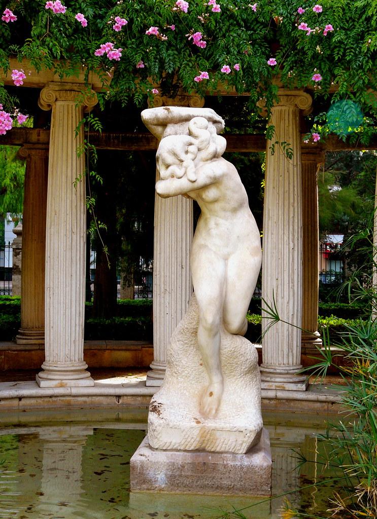 Jardines del real jardines de viveros de valencia flickr for Viveros en segovia