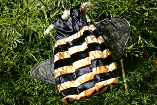 Bumblebee: Oliver + S Bubble Dress Pattern | by Jen.Loving