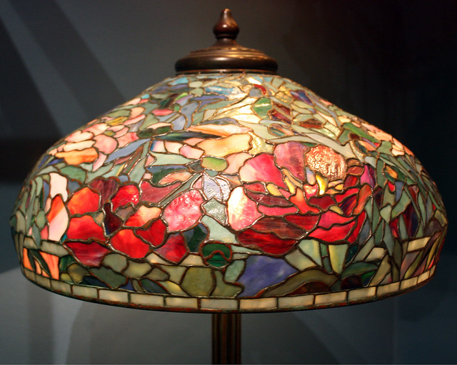 Antique Glass Shades