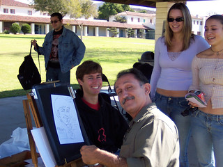 Students Attending the 2003 Vendor Fair | by California State University Channel Islands