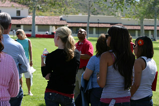 Prospective Students Getting a Tour of Student Housing | by California State University Channel Islands