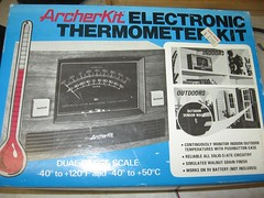 ArcherKit Electronic Thermometer | by KC-Bike