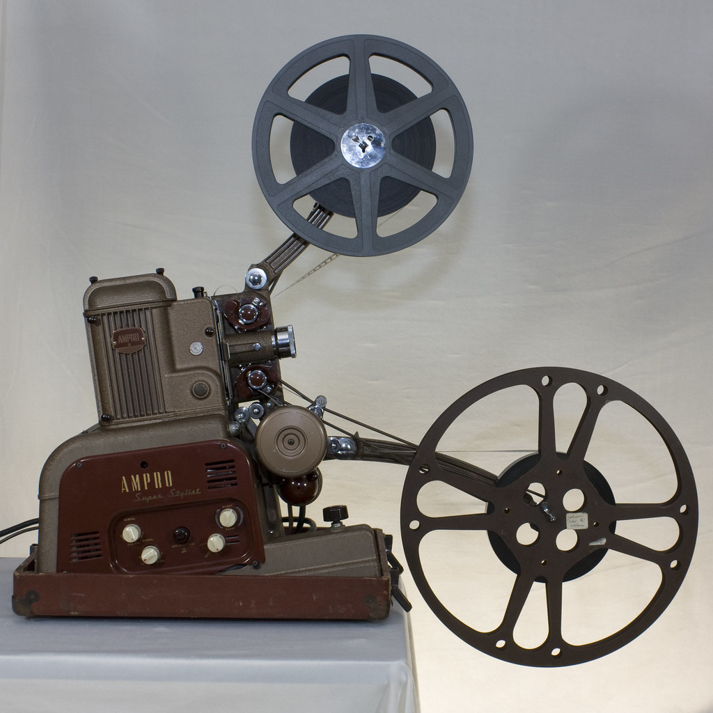 Old Fashioned Projector Images