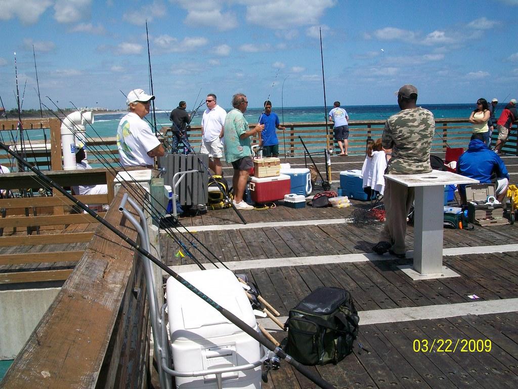 Juno beach florida 2009 juno beach pier fishing flickr for Juno pier fishing report