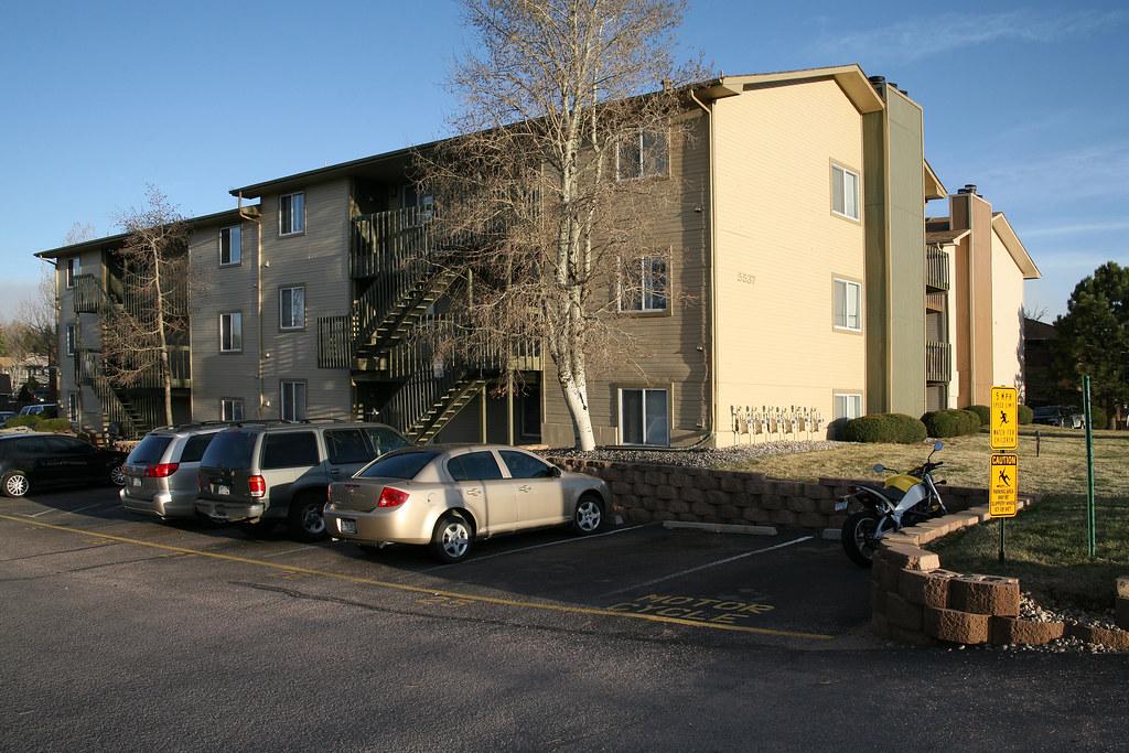 Vista View Apartments Colorado Springs