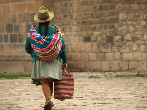 Peru Travel: Crossing the Plaza | by Latin America For Less