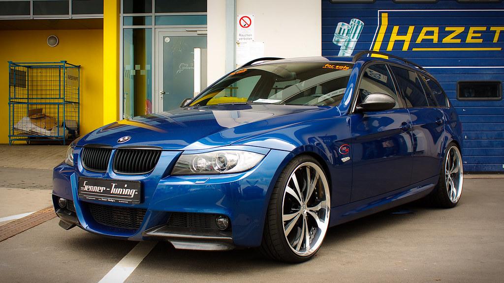 BMW 3-Series Touring | Bastien Bochmann | Flickr