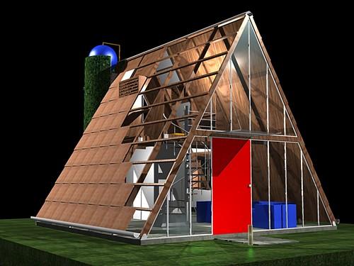 Casa ecol gica prefabricada img 36 i igo ortiz - Casa ecologica prefabricada ...