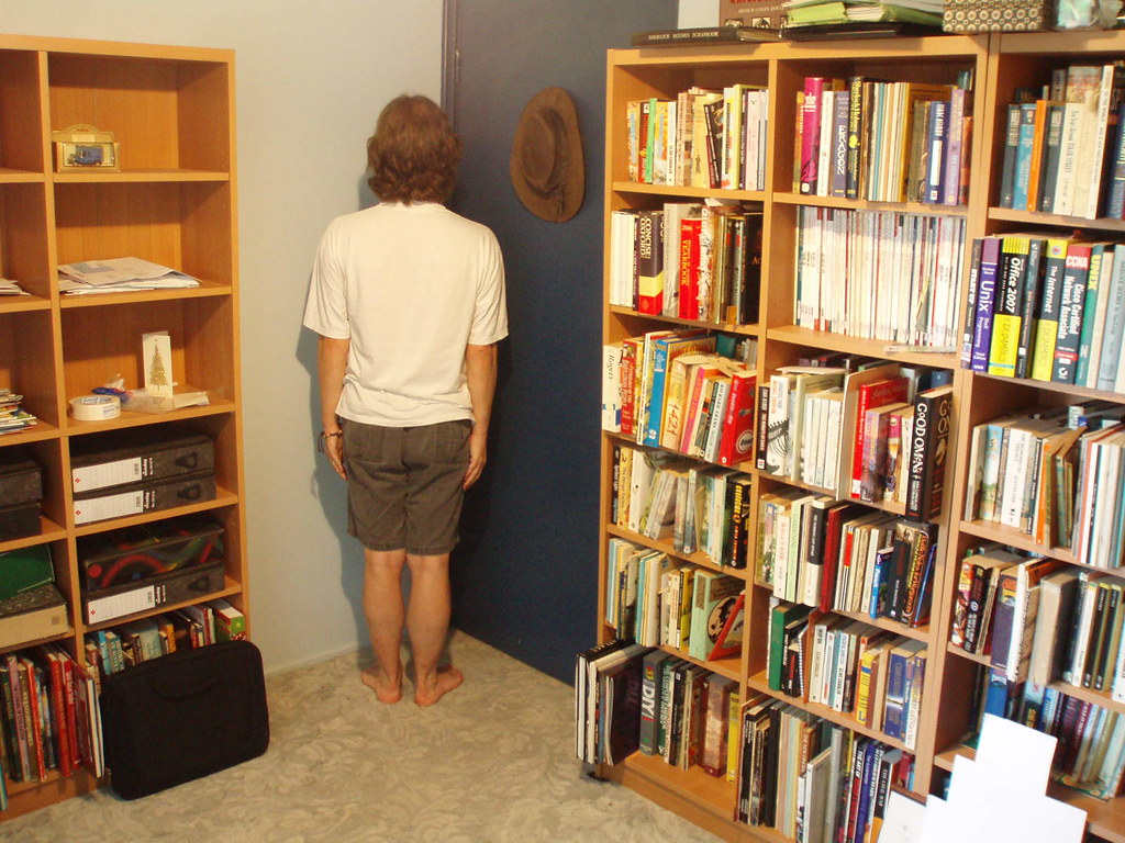 Standing In The Corner : Day standing in the corner for trp s