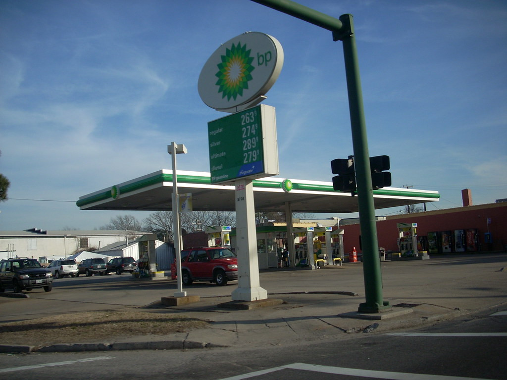 Bp a bp gas station and convenience store in norfolk va flickr - Grillplaat gas b ruleurs ...
