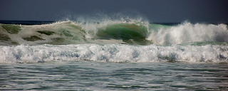 Coastal waves | by Oregon State University