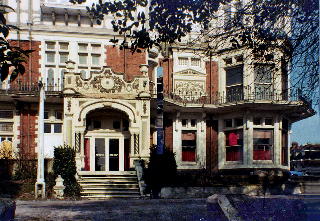 New Westcliff Hotel Bournemouth In Administration