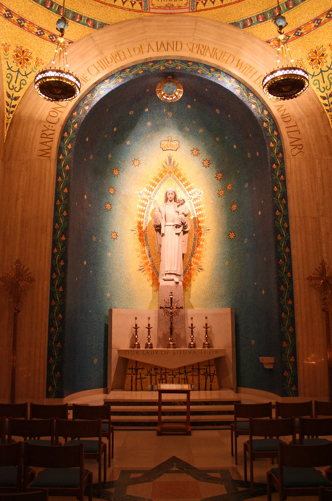 Image result for our lady of siluva national shrine