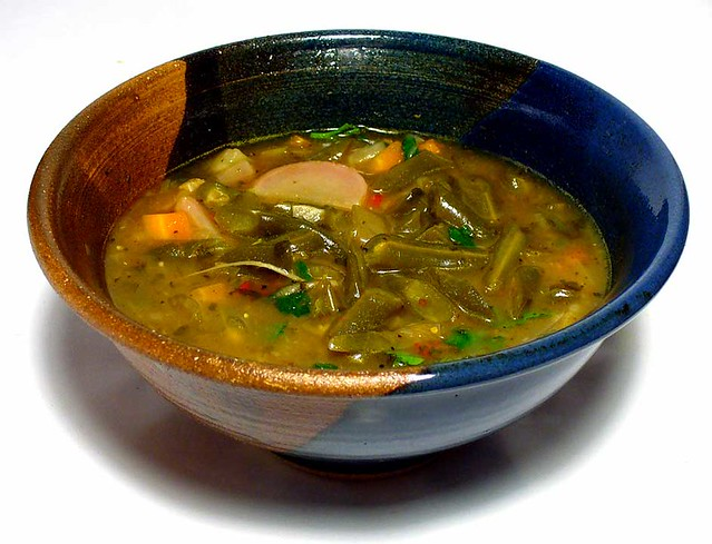 green-bean-soup | Green bean soup this week. I was trying fo ...