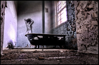 Lady in the Bath Hellingly by Req | by odin's_raven