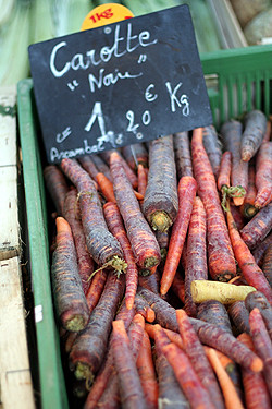 beautiful carrots | by David Lebovitz