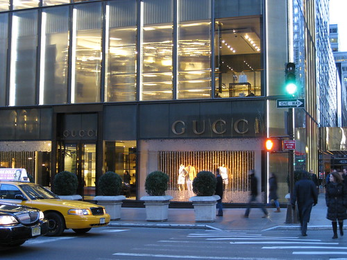 Gucci New York City Trump Tower Achim Hepp Flickr