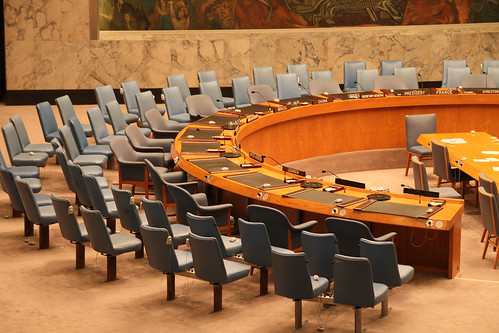 United Nations HQ - The Security Council Chamber | by Matt Wootton