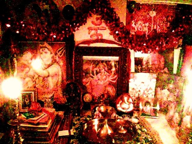 A basic hindu puja room   My family's puja room aka prayer r…   Flickr