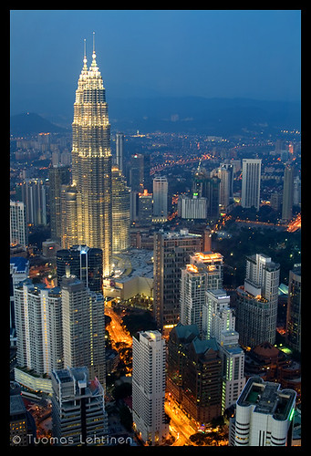KL by night pt.2 | by Tuomas A. Lehtinen Photography