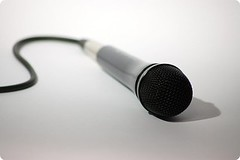 microphone | by SparkCBC