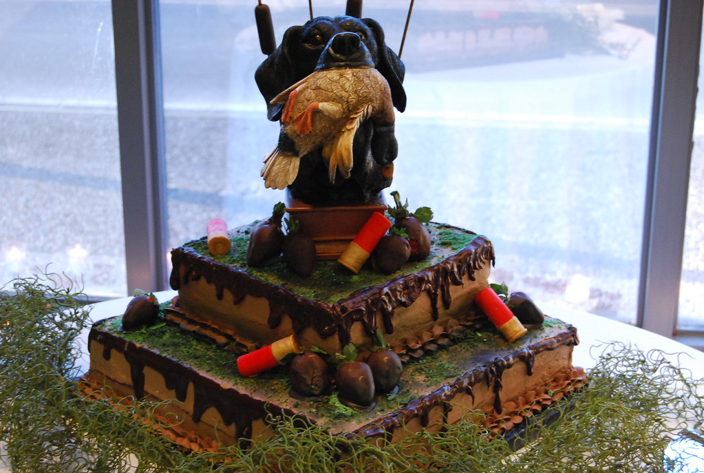 duck hunting wedding cake toppers duck groom s cake chocolate cake with chocolate 13777