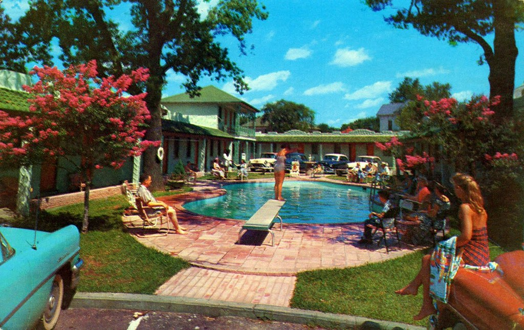 Park Plaza Motel - Texarkana, Arkansas-Texas