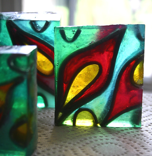 Stained Glass Soap Another Experiment Where I Make