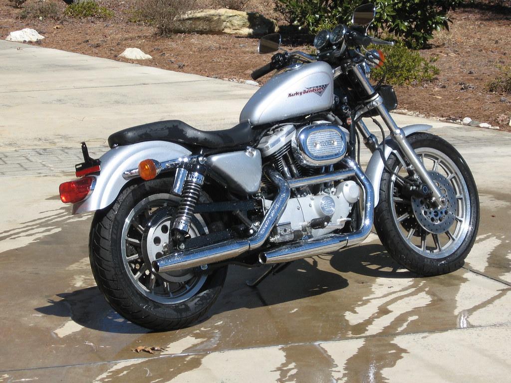 1999 Hd Sportster Xl1200s Sport 3 1999 Harley Davidson
