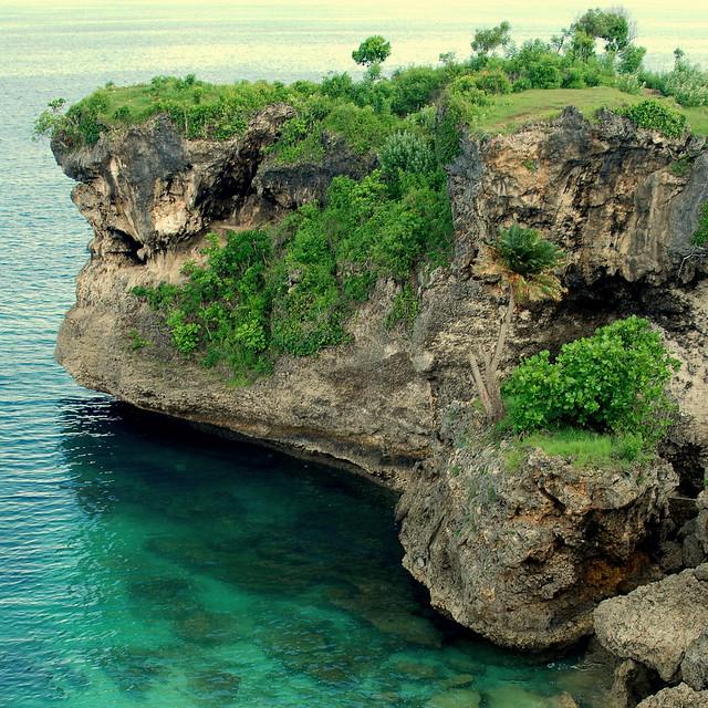 Flowerbud Bungalows, Balangan Beach, Bali, Indonesia ...