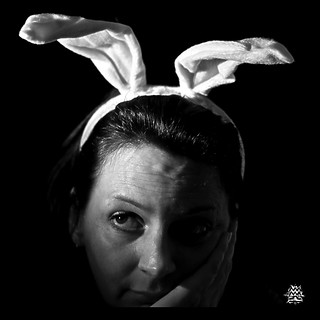 264/365 || Ask the Easter Bunny ... | by Aqua Libra