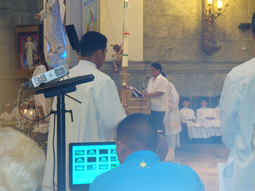 Litany of the Saints at Easter Vigil Mass | by JoNiLTaNgCoCaPiLi