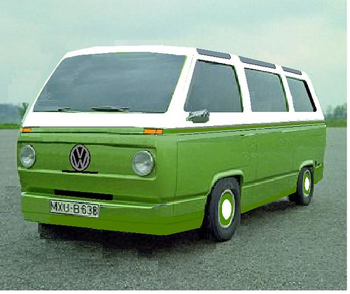 My Custom Concept 1979 Vw T3 If I Had My Way With