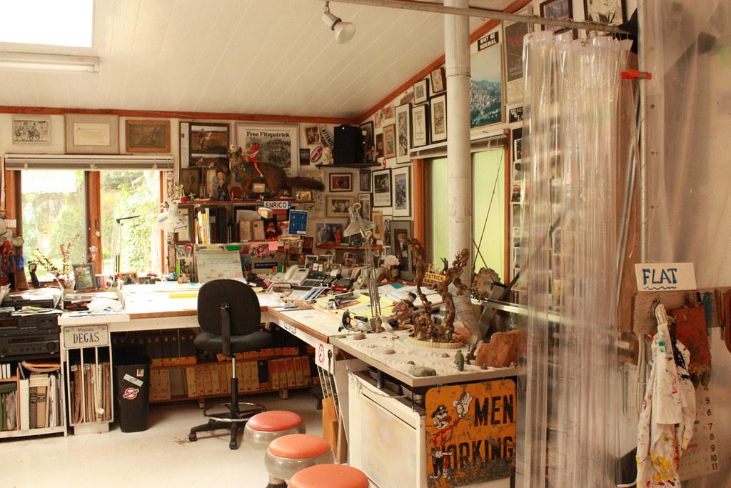 open art studios of roanoke 2010 133 dee kuster flickr. Black Bedroom Furniture Sets. Home Design Ideas