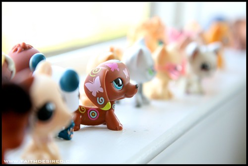 112/365 of 2010: My Daughter's Toys | by These Subtle Sounds