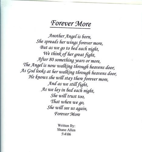 grandma's poem | Cheryl Brumley | Flickr