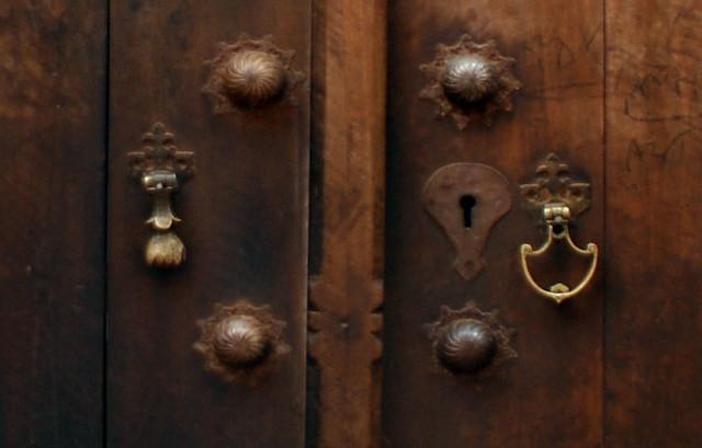 Old Persian Door Knockers Old Door Knockers In Iran