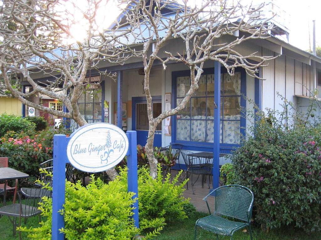 Blue Ginger Cafe Cradley