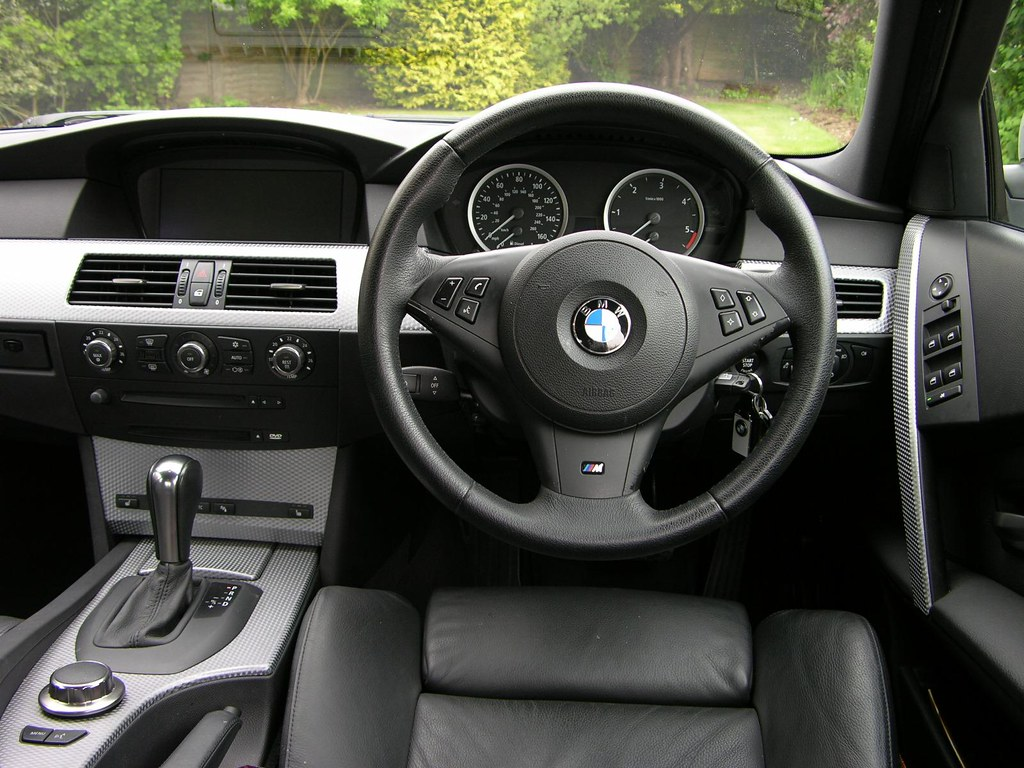 2006 bmw 535d m sport the car spy flickr. Black Bedroom Furniture Sets. Home Design Ideas